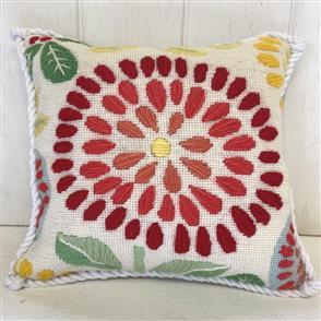 The Stitchsmith  Dahlia Tapestry Kit