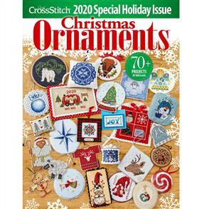 Just Cross Stitch  Magazine - 2020 Christmas Ornament Issue