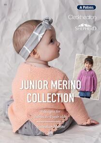 Patons Junior Merino Collection