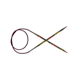 Knitpro Symfonie, Fixed Circular Knitting Needles - 80cm