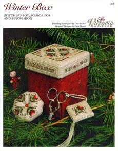 The Victoria Sampler  Winter Box