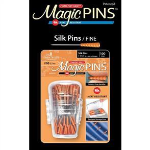 Taylor Seville Magic Pins - Silk Fine - 100pc