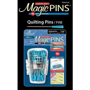 Taylor Seville  Magic Pins - Quilting Fine - 100pc