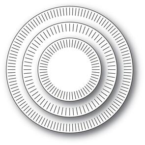 Poppystamps  Brilliant Rings