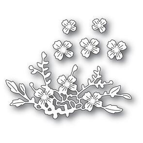 Poppystamps  Floral Cluster Die