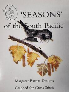 MISC  Seasons of the South Pacific - Cross Stitch Patterns
