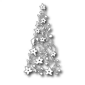 Memory Box  Dies - Flowering Christmas Tree