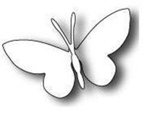 Memory Box  Die - Moonlight Butterfly