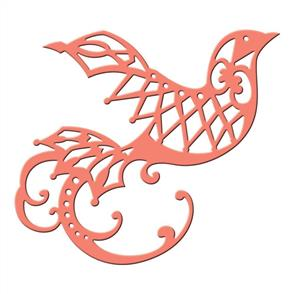 Spellbinders  Die D-Lites - Dove of Peace