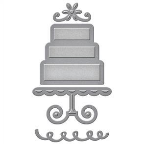 Spellbinders  Dies - Layered Cake