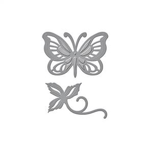 Spellbinders Dies - Brilliant Butterfly