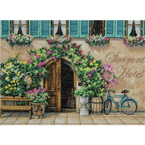 Dimensions  Sorrento Hotel - Cross Stitch Kit