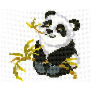Riolis  Panda - Cross Stitch Kit