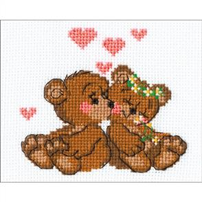 Riolis  Little Imps - Cross Stitch Kit