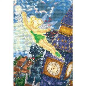 Candamar  Tinker Bell - Cross Stitch Kit - Disney
