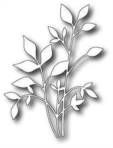 Memory Box  Die - Fresh Foliage