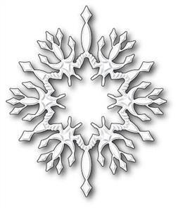 Memory Box  Die - Limoges Snowflake - Christmas XL