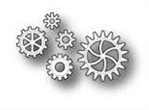 Memory Box  Die - Mini Gears
