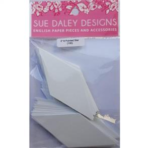 "Sue Daley English Paper Pieces - 2"" 8 Pointed Star"