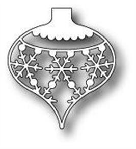 Memory Box  Die - Snowflake Ornament - Christmas
