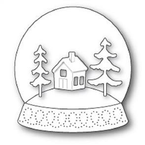 Memory Box  Dies - Snowglobe Kit Set