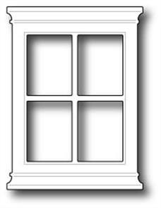 Poppystamps  Die - Madison Window
