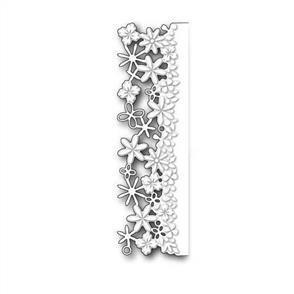 Poppystamps  Die - Confetti Floral Border