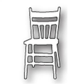 Poppystamps  Die - Wesley Chair