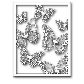 Memory Box Floating Butterfly Frame - Die