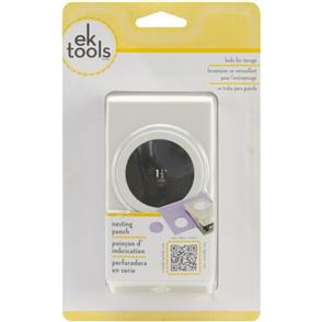 "EK Tools  Punch - 1 1/2"" Circle"