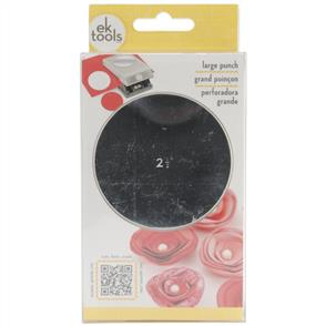 "EK Tools  Large Punch - 2 1/2"" Circle"