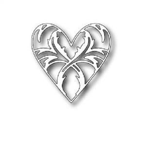 Memory Box  Die - Enchanted Heart
