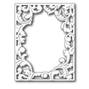 Memory Box  Die - Elliana Border Frame