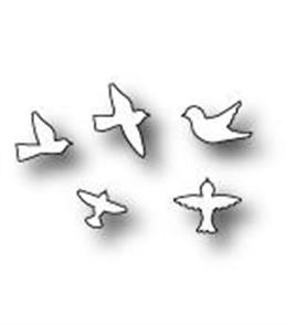 Memory Box  Die - Flying Birds
