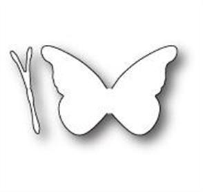 Memory Box  Die - Effera Butterfly Wings