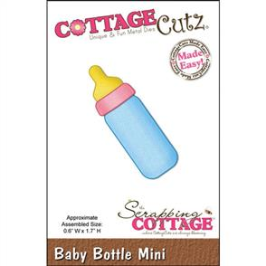 Cottage Cutz Die - Baby Bottle