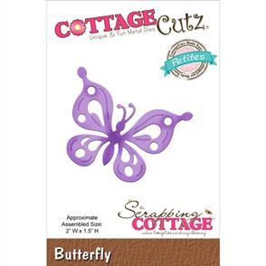 Cottage Cutz Die - Butterfly