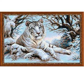 Riolis  Bengal Tiger - Cross Stitch Kit