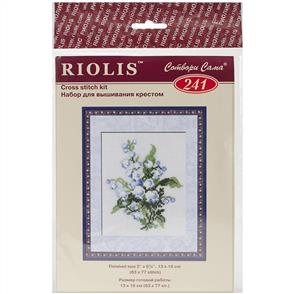 Riolis  Lily of the Valley - Cross Stitch Kit