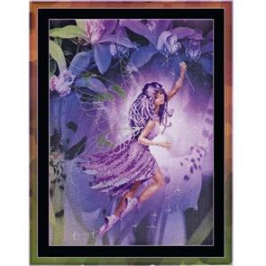 Riolis  Fairy - Printed Cross Stitch Kit