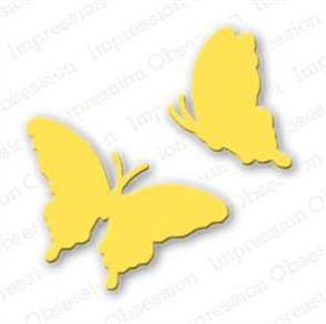 Impression Obsession Dies - Butterflies