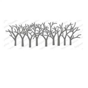 Impression Obsession  Dies - Tree Row