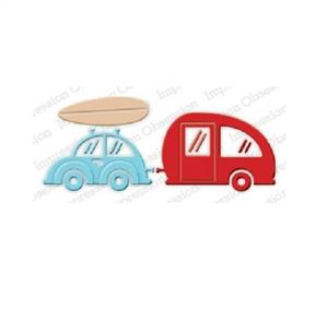 Impression Obsession  Dies - Car & Camper