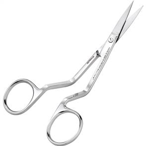 "Havel's  Double-Curved Applique Scissors 5.75"" - Pointed Tips"