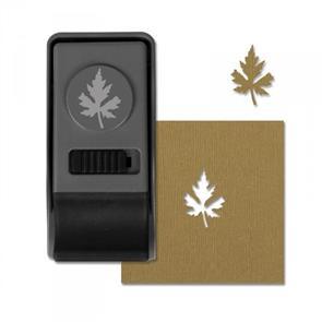 Sizzix Tim Holtz Medium Paper Punch - Maple Leaf