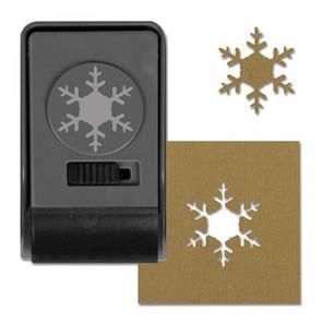 Sizzix Tim Holtz Large Paper Punch - Snowflake #1