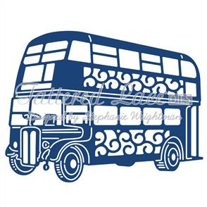 Tattered Lace  Dies - Bus