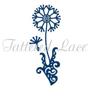 Tattered Lace  Dies - Dandelion