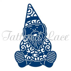 Tattered Lace Dies - Bob the Gnome