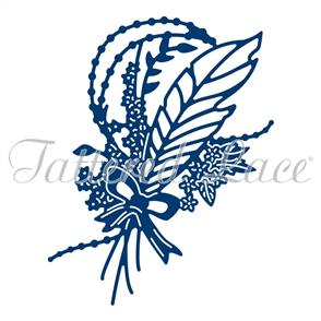 Tattered Lace Dies - Feather Embellishment